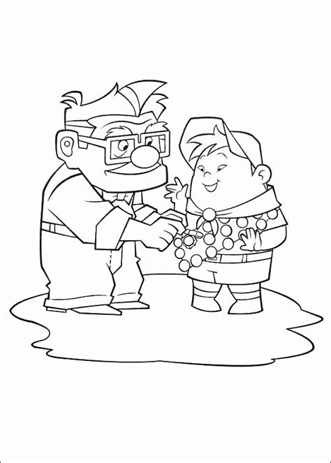 up house coloring page free up house coloring pages
