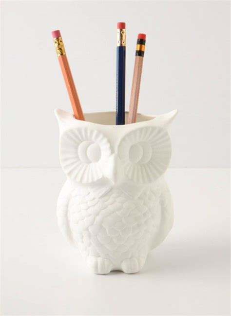 50 Owl Home Decor Items Every Owl Lover Should Have Owl Themed Desk Accessories