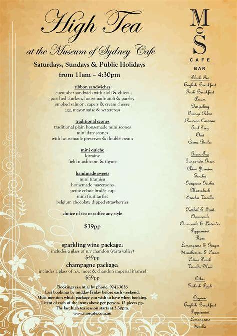 best 25 high tea menu ideas on pinterest afternoon tea menu ideas tea party menu and english