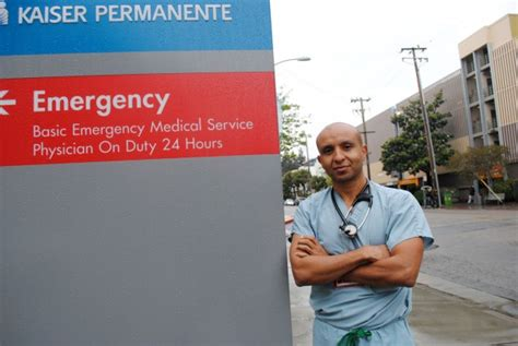 Kaiser Emergency Room by East Africans In Oakland Identifying As An Eritrean And