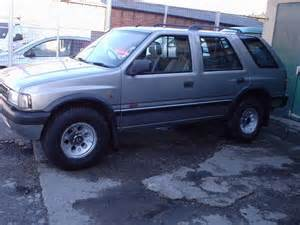 Vauxhall Frontera For Sale Vauxhall Frontera 2 4i Petrol Lwb For Sale 1995 On Car