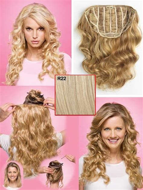pictures of using jessica simpsons hair extensions on short hair jessica simpson clip in hair extensions sale 30 40