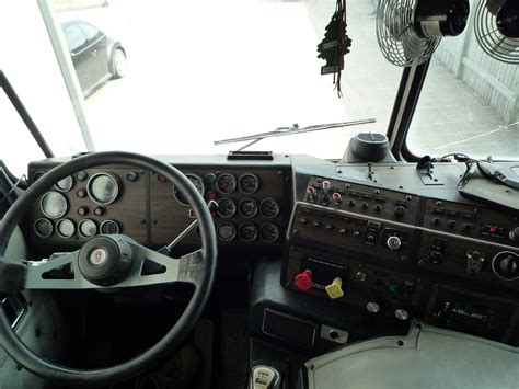 Kenworth K100 Interior by Peterbilt Cabover Interior Related Keywords Peterbilt