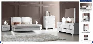 bedroom furniture modern bedrooms status caprice white
