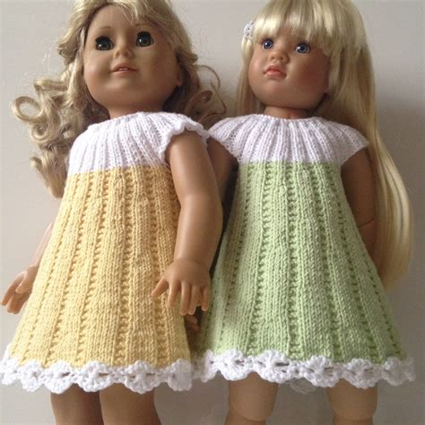 dolls for dressing in knitting april knitted doll dress knit n play