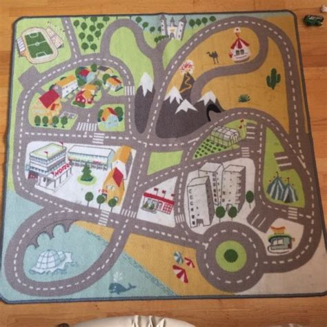 cars play rug car play rug racing car playmat for sale in sandyford dublin from lovesummer