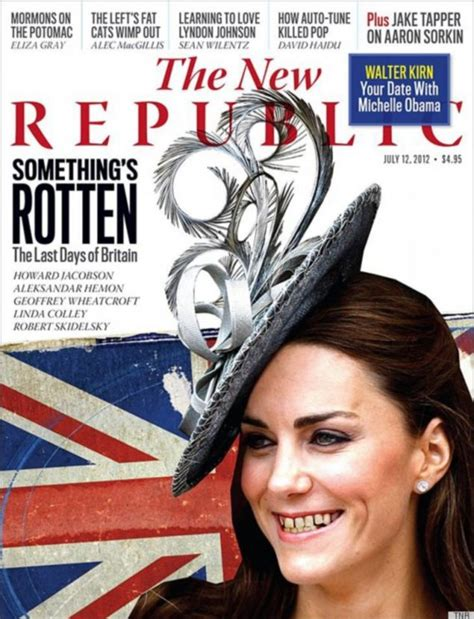 Worst Magazine Covers by Kate Middleton S Teeth Photoshopped To Look Rotten On Us