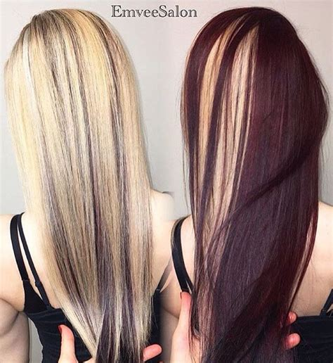 peek a boo hair color ideas 17 best ideas about peekaboo hair on peekaboo