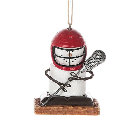 s more lacrosse christmas ornament by midwest cbk
