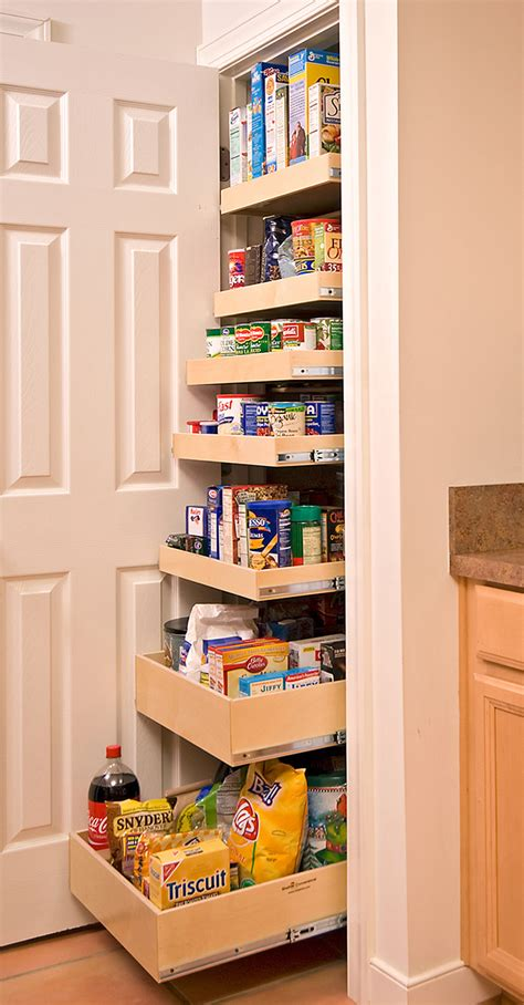 Kitchen Pantry Idea by 47 Cool Kitchen Pantry Design Ideas Shelterness