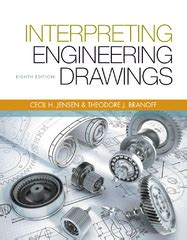 engineering design graphics leake pdf interpreting engineering drawings 8th edition rent