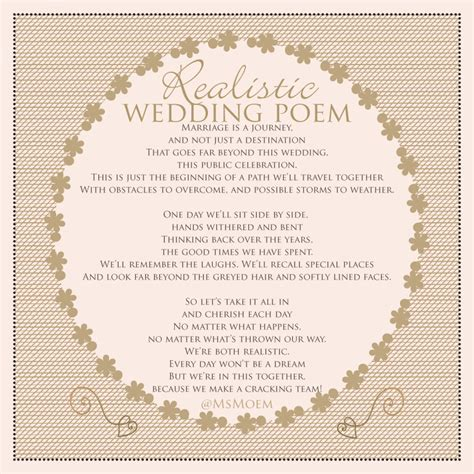 Wedding Poems by Poetry Ms Moem Poems Etc
