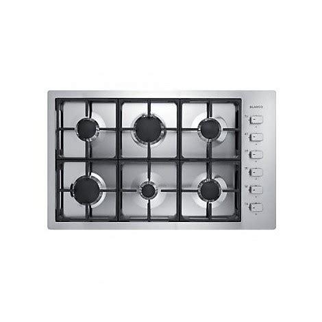 blanco piani cottura blanco 1094129 filotop 9x5 6 piano cottura a gas 90 cm 6