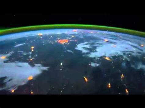 earth view from space station: iss (hd) youtube