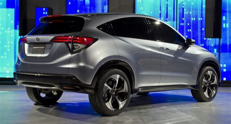 suv honda 2014 honda suv concept debuts in detroit previews small