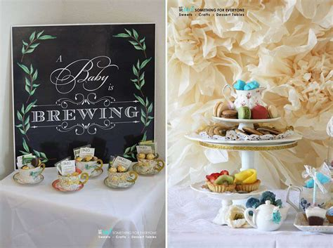 Tea Baby Shower by Tea Baby Shower Ideas Photo 1 Of 17 Catch