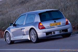 2000 Renault Clio 2000 Renault Clio Ii Sport Pictures Information And