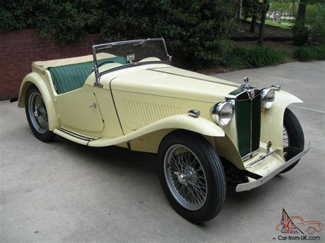 Car Types Beginning With T by Mg T Type Car Classics