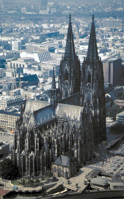 famous german architects cologne cathedral germany gothic architecture tech