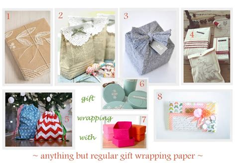 wrapping gifts without wrapping paper crejjtion gift wrapping without paper