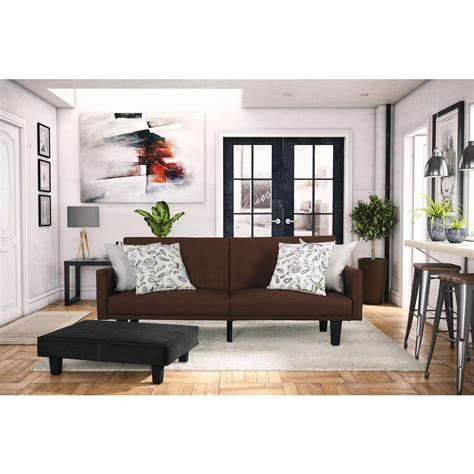 futon living room futons living room furniture furniture the home depot