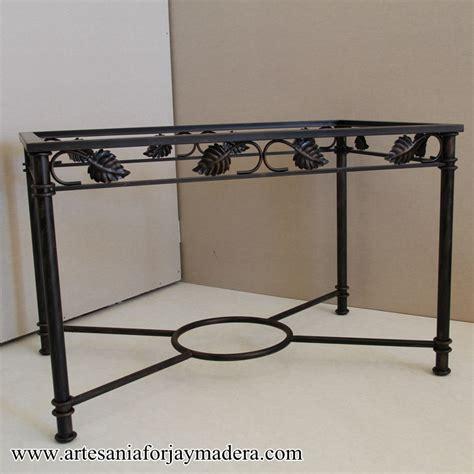 muebles de forja baratos muebles artesanos y decoraci 243 n en hierro y madera