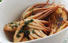 come cucinare i moscardini ricetta moscardini in umido cucinarepesce