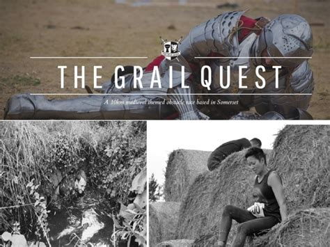 The Grail Quest curry rivel the grail quest