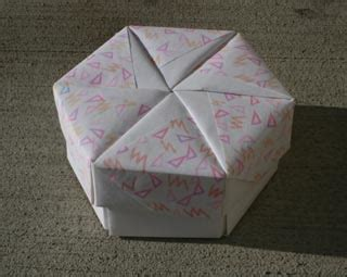 How To Make Paper Containers - how to make origami boxes and containers