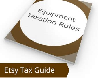 section 179 rules tax help etsy