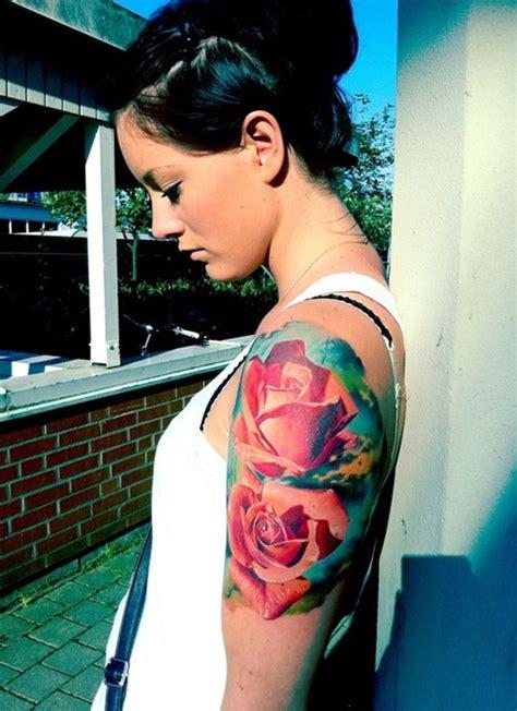 55 best rose tattoos designs best tattoos for women