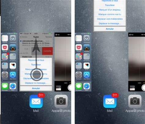 cadenas avec fleche iphone comment arreter la rotation sur iphone