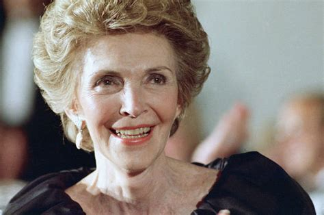 nancy reagan quotes by nancy reagan like success