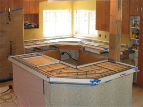 Concrete Countertop Reinforcement by Concrete Countertop Reinforcement Best Methods To