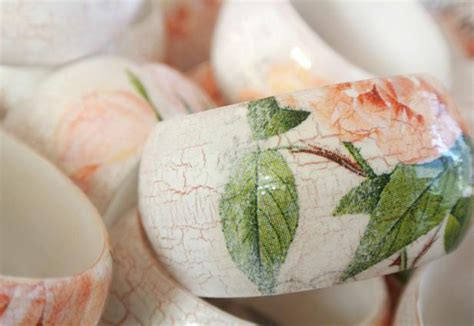 Decoupage For Beginners - diy bracelet tutorial how to make shabby chic bangles