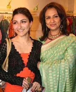 Sharmila Syar I F A إشترت الممثلة quot sharmila tagore quot شقة كبيرة لإبنتها سهى علي