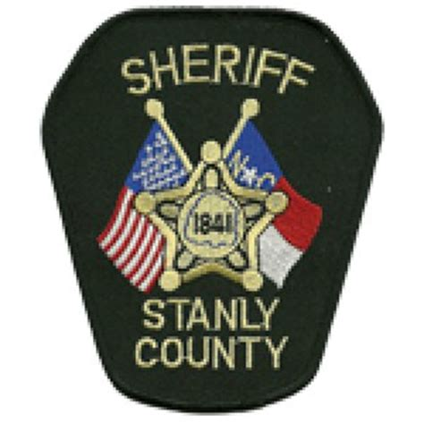 Stanly County Tax Office by Deputy Sheriff Daniel I Talbert Stanly County Sheriff S