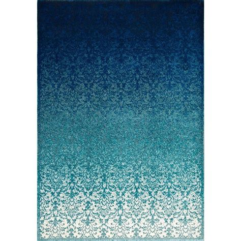 Turquoise Area Rug Nuloom Crandall Turquoise 5 Ft 3 In X 8 Ft Area Rug Cfdo01a 5308 The Home Depot
