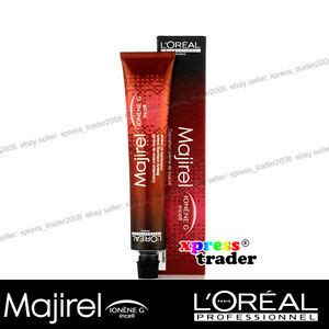 loreal coloring discount l oreal professionnel majirel permanent creme color ionene g incell l oreal majirel professionnel permanent ionene g colour hair dye 50ml ebay