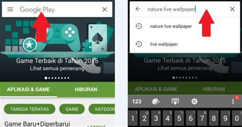 Handphone Android Dan Tablet cara wallpaper untuk tablet dan hp android infosaged