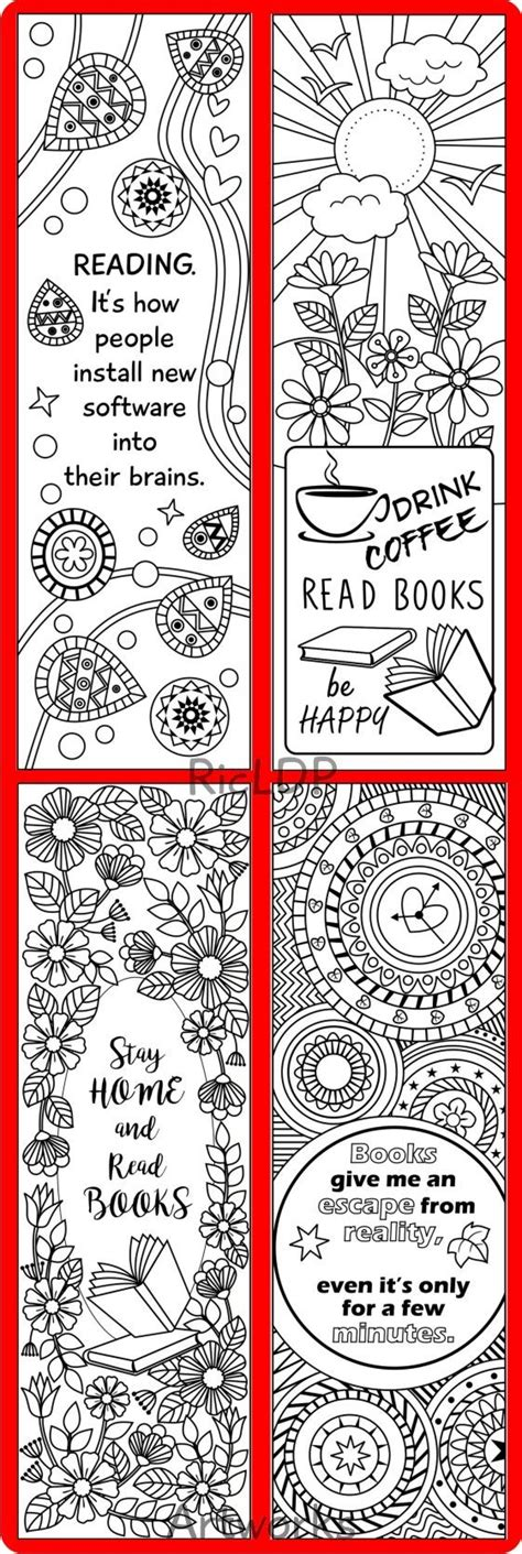 Printable Bookmarks For Young Adults | 17 best images about library printables on pinterest