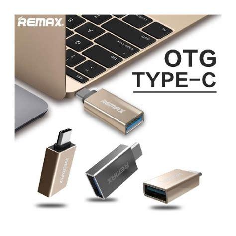 Remax Otg Usb 3 0 To Type C Ra Otg1 Gold type c otg type c تایپ c تبدیل تایپ c مبدل type c
