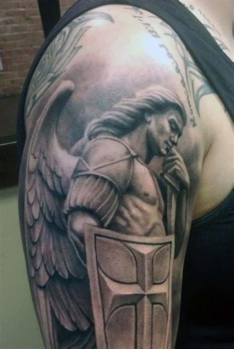 tattoos that go with crosses 90 cross tattoos for the religious and not so religious