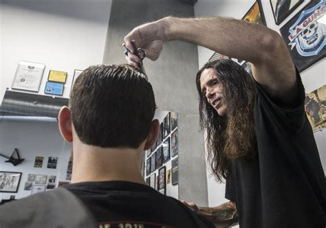where do get their haircut when in las vegas nv get a haircut is a rock n roll barber shop in downtown