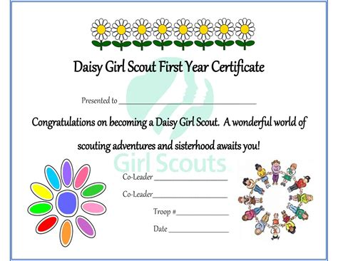 girl scout award certificate template hot girls wallpaper