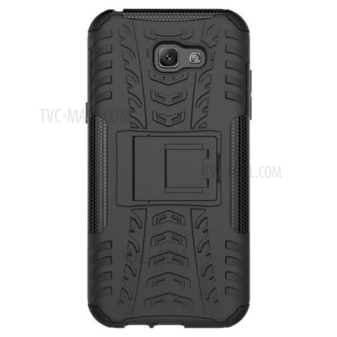 B1 Samsung Galaxy A720 A7 2017 Hybrid Kod for samsung galaxy a7 2017 a720 kickstand pc tpu hybrid tyre pattern black tvc mall