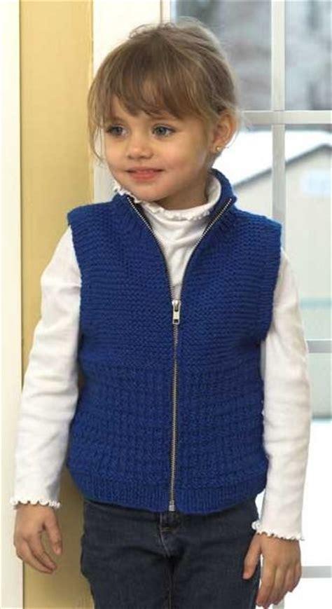 knitting pattern vest child 115 best child knitting patterns images on pinterest