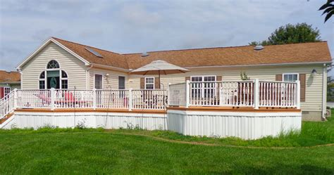delaware retirement communities manufactured homes
