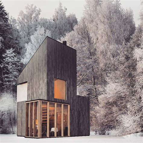 The Retreat Cabins by Tiny Retreat Modern Cabins
