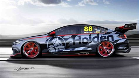 buick supercar this holden commodore v8 supercar makes the new buick